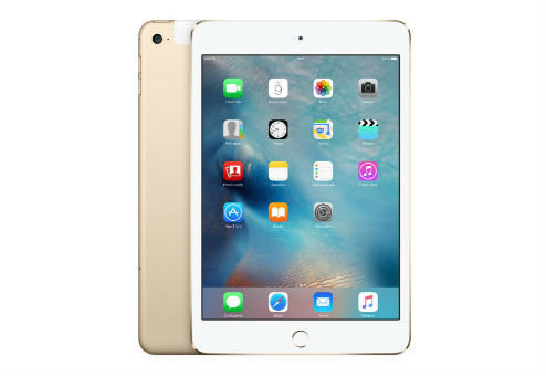 iPad Mini 4 128Gb GOLD WiFi + LTE