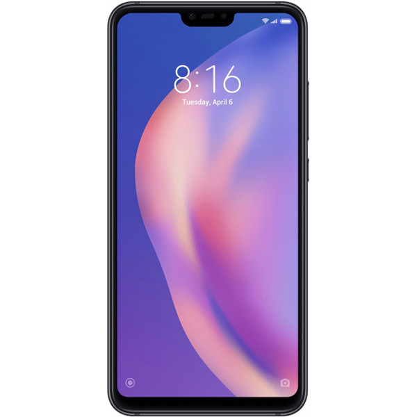 Xiaomi Mi 8 Lite 6/128 Gb Black Global Version