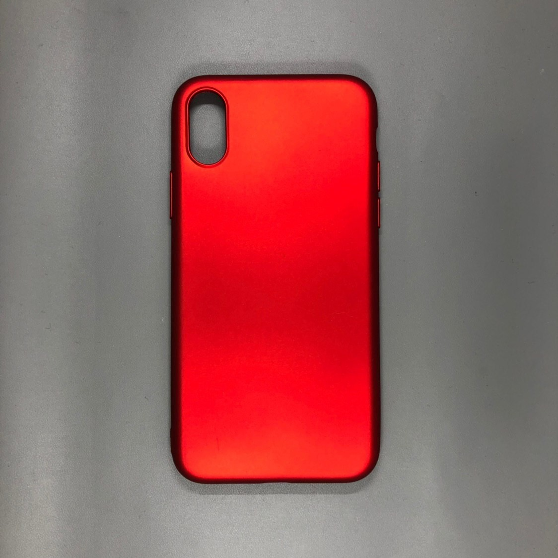iPhone X Red TPU