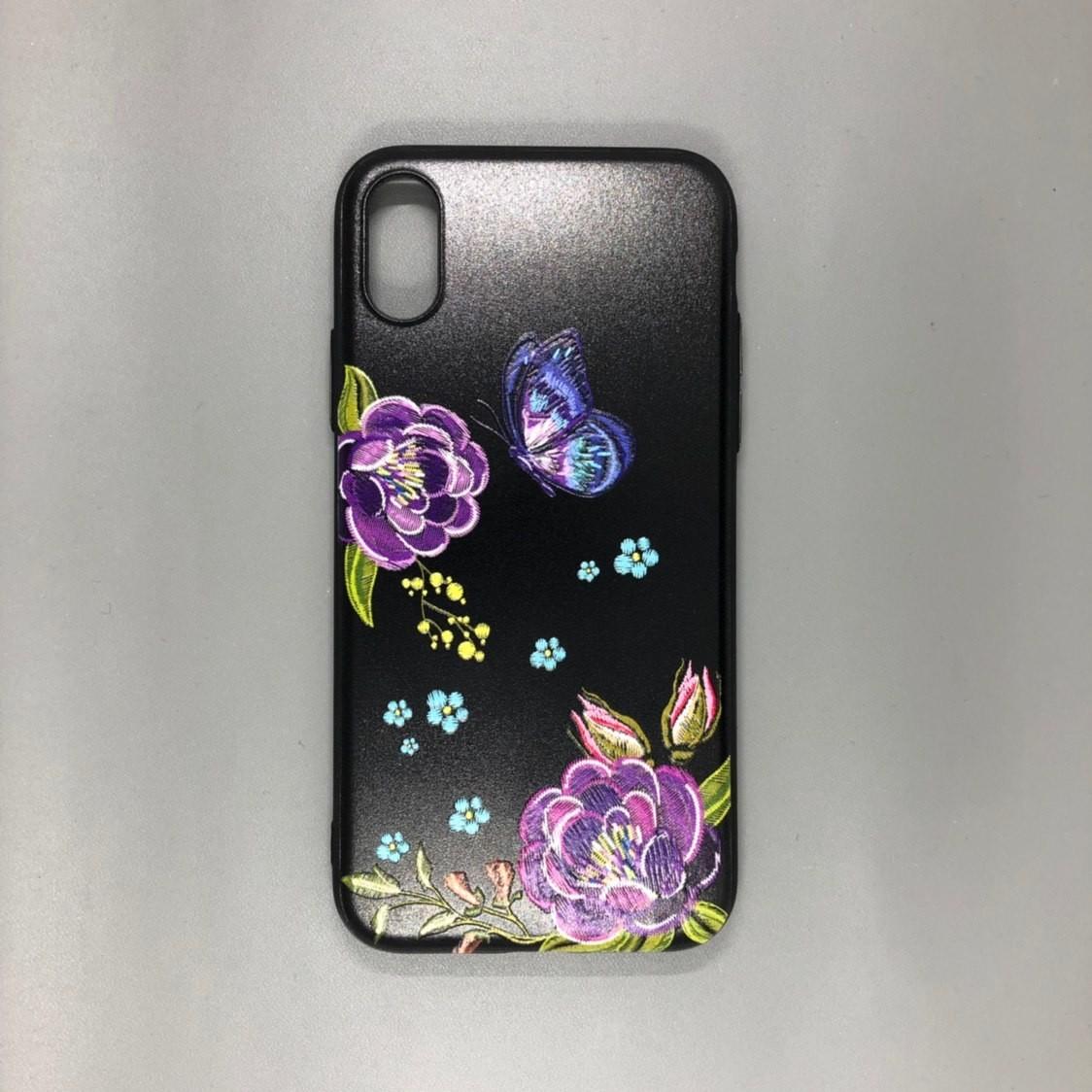 iPhone X Flowers