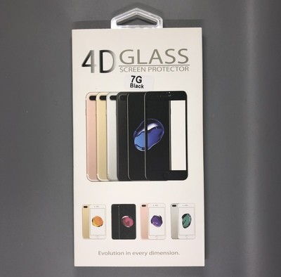 iPhone 7 | 8 4D Glass SP Black