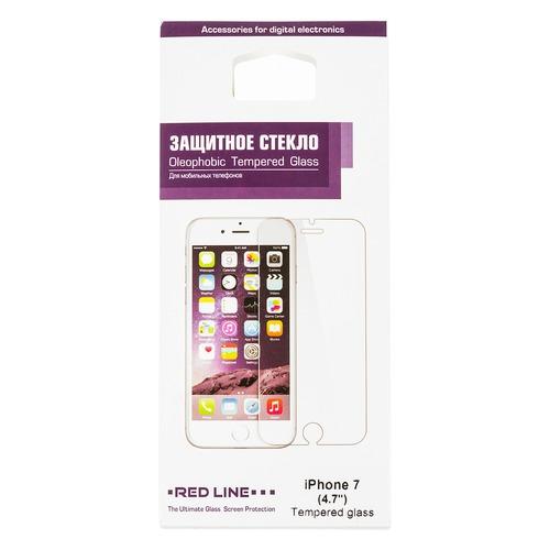 iPhone Xs Max Tempered Glass RedLine (прозрачное)