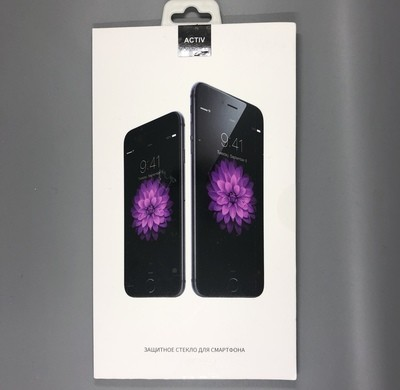 iPhone 6 Plus | 6S Plus 3D Glass Белое