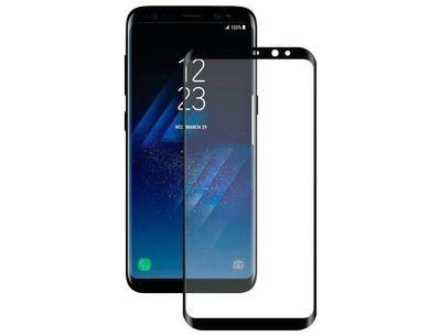 Samsung S8 Plus | S9 Plus 3D RedLine Glass (Черное)