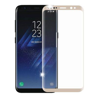 Samsung S8 | S9 3D Glass (Золотистый)