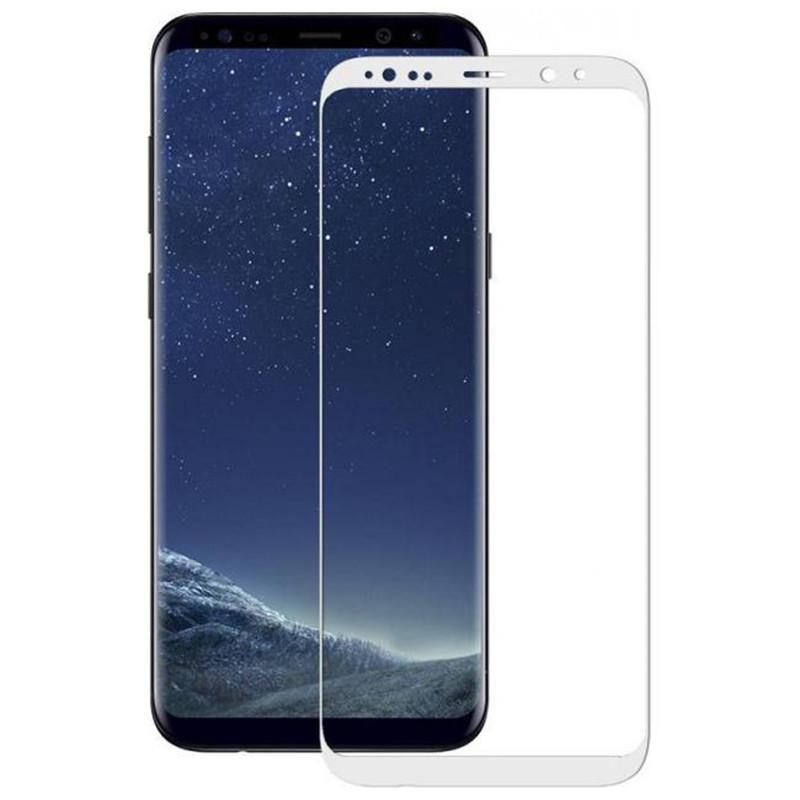 Samsung S8 | S9 3D Glass (Белое)