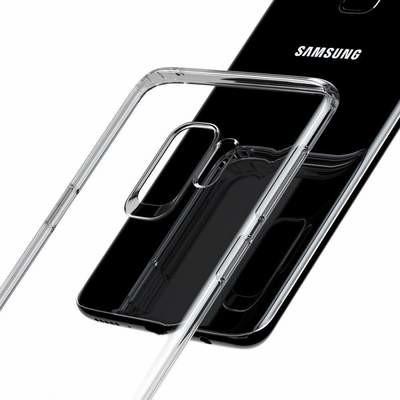Samsung S9 Silicon (Прозрачный)
