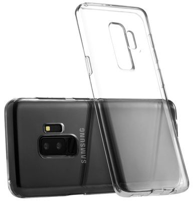 Samsung Galaxy S9 Силикон (Прозрачный)