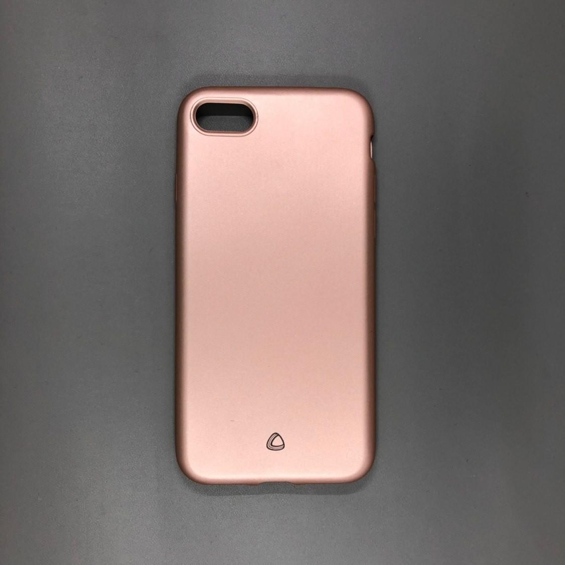 iPhone 7 Plastic TPU Pink