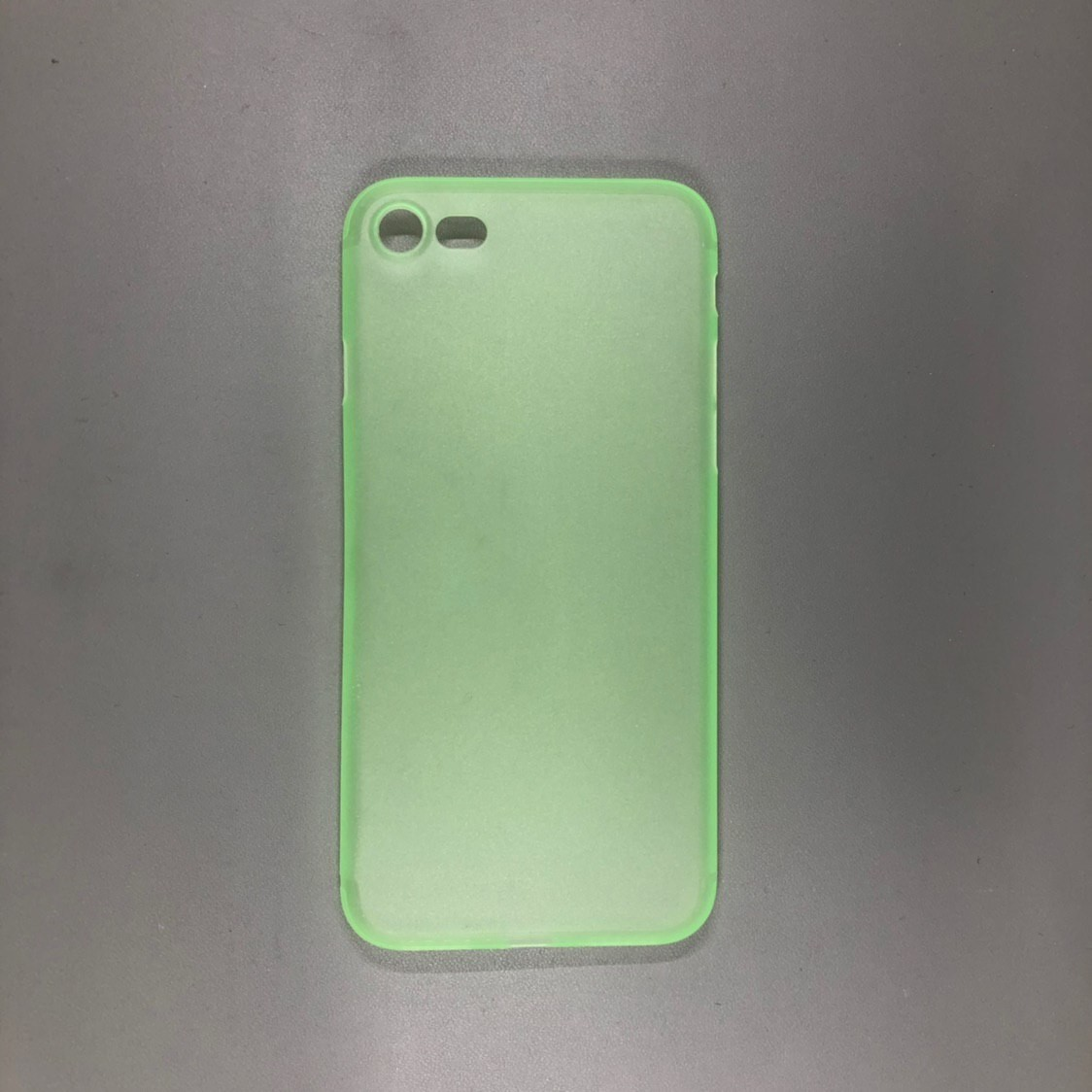 iPhone 7 Plastic Green
