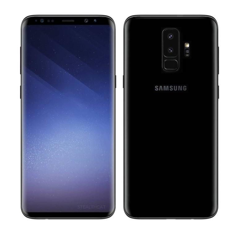 Samsung Galaxy S9 64Gb Black