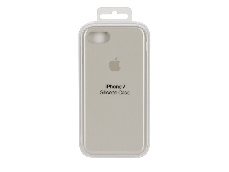iPhone 7 / 8 Silicone Case (Бежевый)