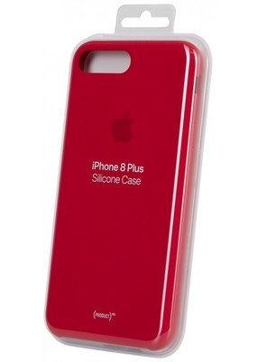 iPhone 7 Plus / 8 Plus Silicone Case (Красный)