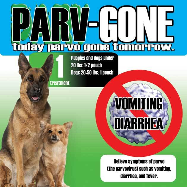 ParvGone for Dogs and Cats