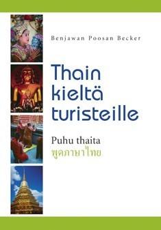 Becker Benjawan Poomsan: Thain kieltä turisteille (+cd)