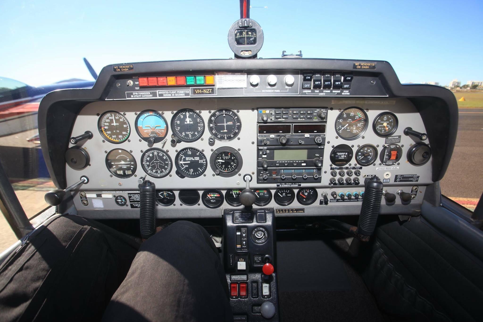 Aerobatics Experience Flight  - from: