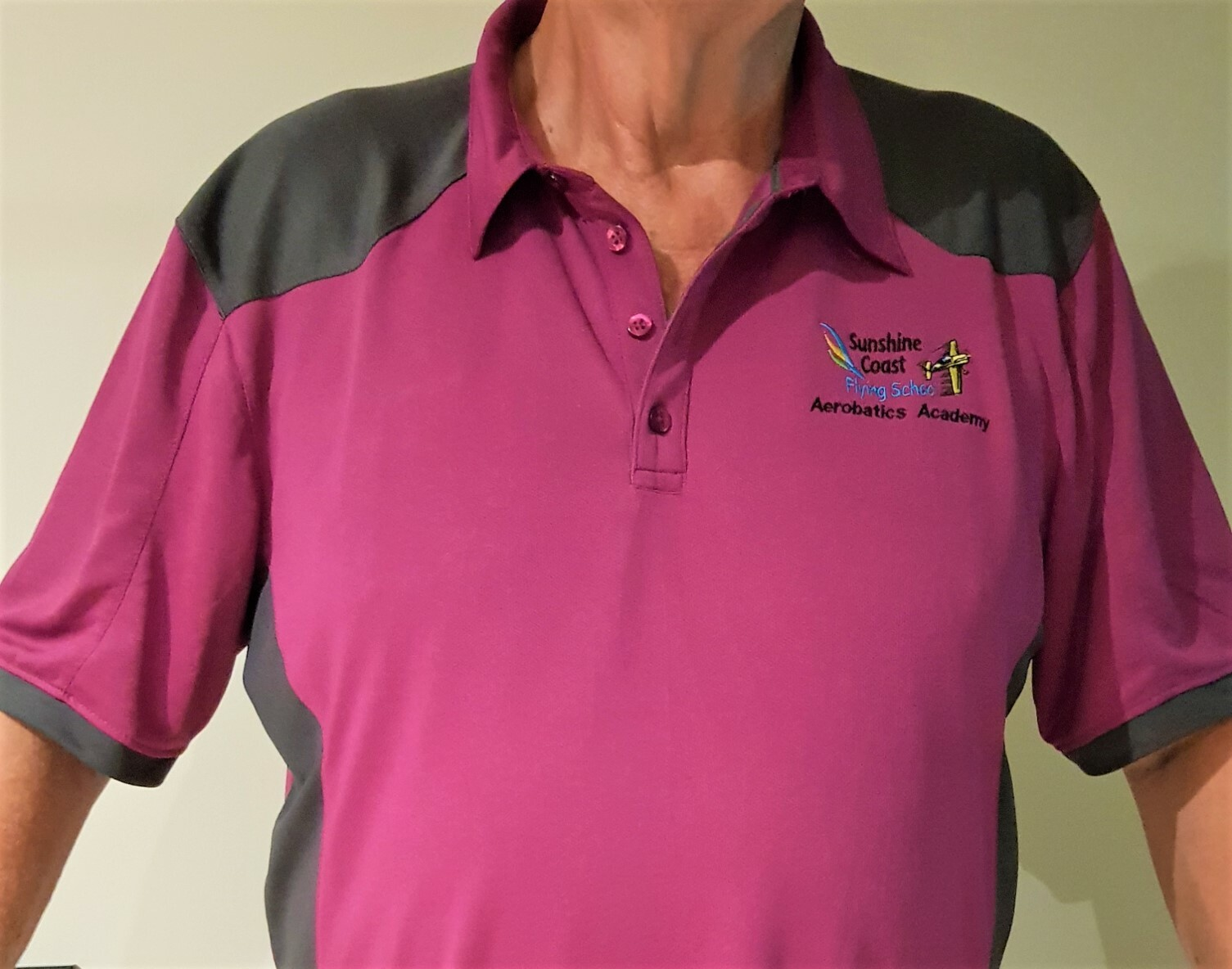 Stay Cool - SCFS Polo Shirts 00015