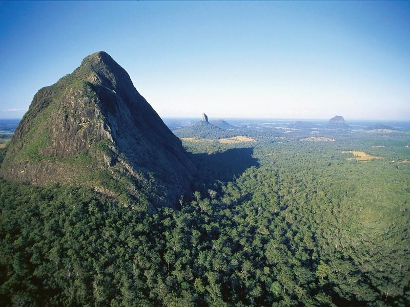NEW!  Glass House Mountains + Ultimate Thrill Ride - from: 00011