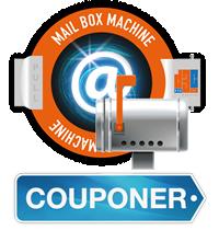 """Offerta Couponer """"Una casella di posta professionale e dominio internet"""" a 91,00 € IVA compresa"""