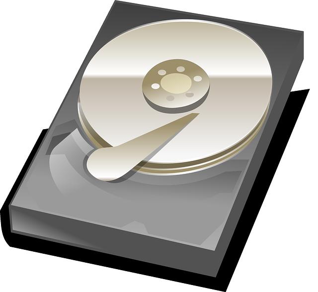 Spazio disco aggiuntivo MailArchiveMachine