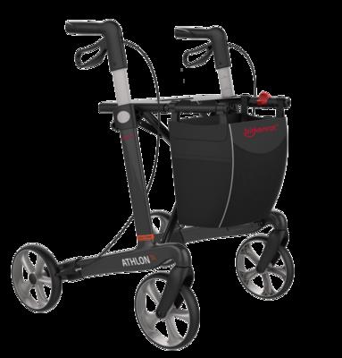 Birkenrot® Rollator Carbon Athlon
