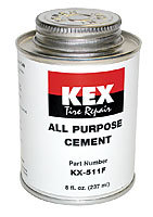 Super Fast Drying Cement - 8oz