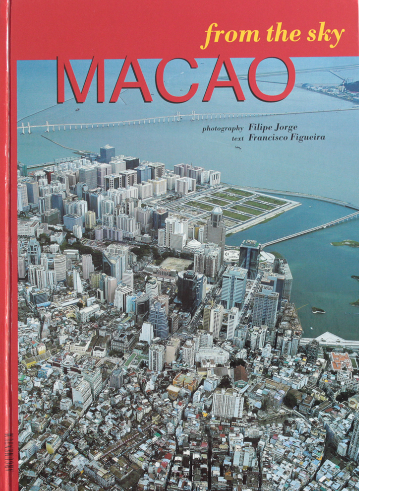Macao From the Sky