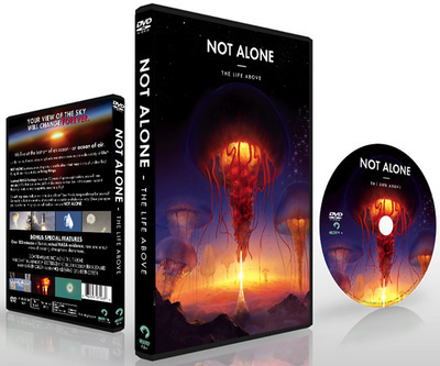 Not Alone DVD