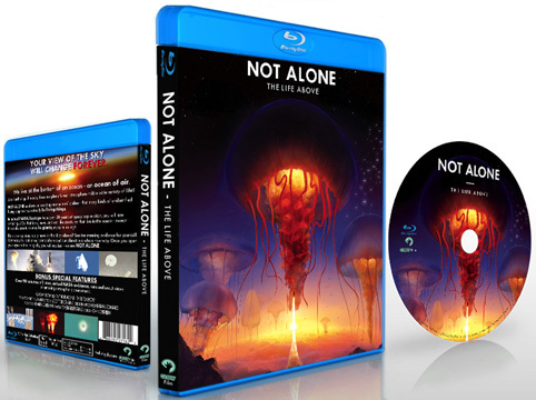Not Alone Blu-ray