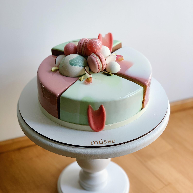 Набір тортів асорті Четвертинки 1,2 кг