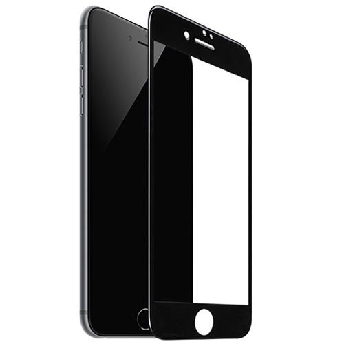 Защитное стекло 5D для Apple iPhone 7/8 с черной рамкой