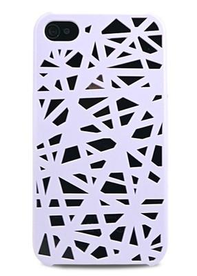 Чехол для iPhone 4/4S Гнездо (Фиолетовый)