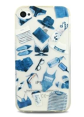 Чехол для iPhone 4/4S Молодость (Shopping)