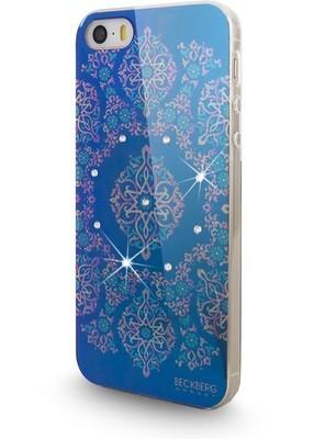 Чехол для iPhone 5/5S BeckBerg Golden (Изумруд)