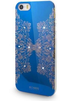 Чехол для iPhone 5/5S BeckBerg Golden (Отражение)