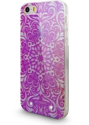 Чехол для iPhone 5/5S BeckBerg StarLight (Красный)