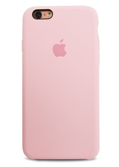 Чехол для iPhone 6/6S Apple Silicone Case Lux (Lavender)