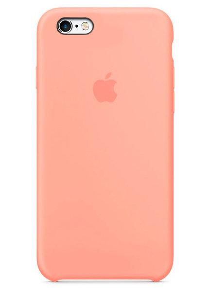 Чехол для iPhone 6/6S Apple Silicone Case Lux (Pink)