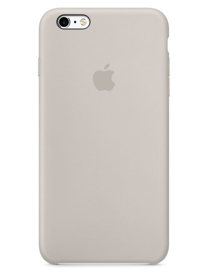 Чехол для iPhone 6/6S Apple Silicone Case Lux (Stone)