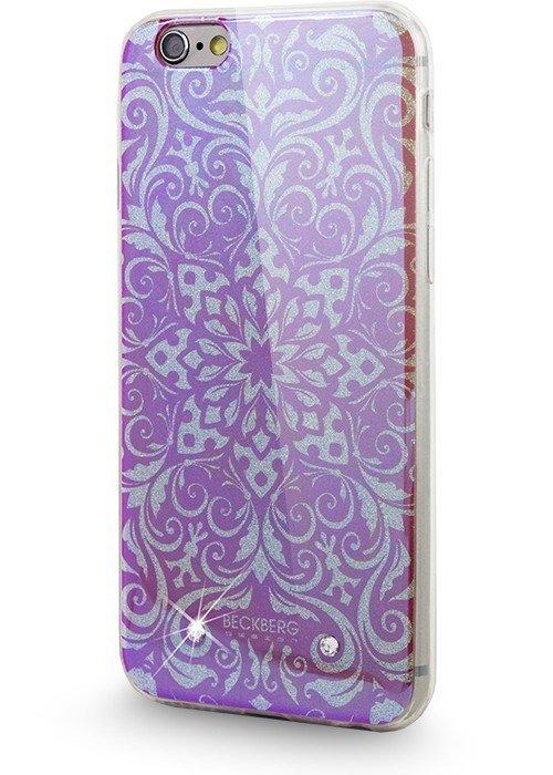 Чехол для iPhone 6/6S BeckBerg Starlight (Красный )