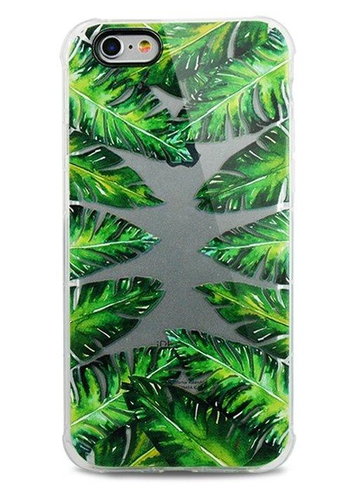 Чехол для iPhone 6/6S Bonny силикон (Джунгли)