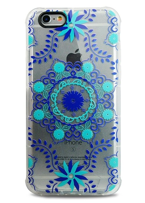 Чехол для iPhone 6/6S Bonny силикон (Снежинка)