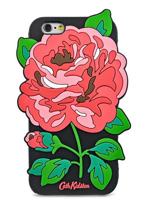 Чехол для iPhone 6/6S CK flowers (Роза)