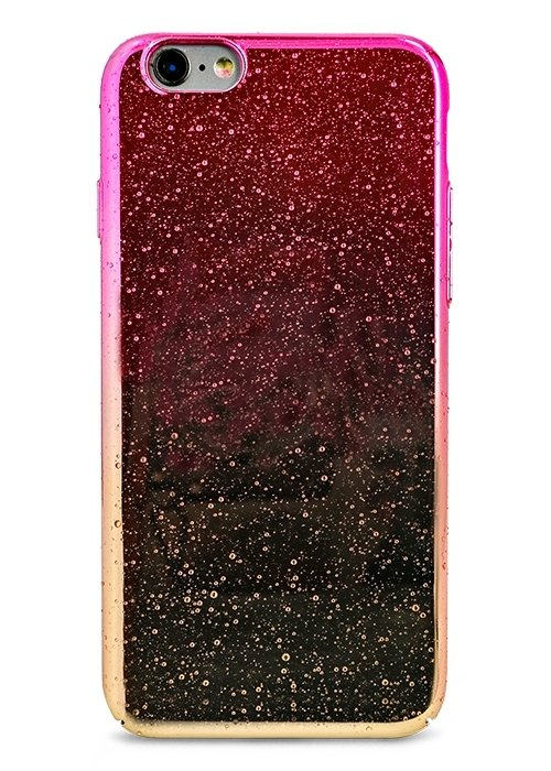 Чехол для iPhone 6/6S Drops PC (Розовый)