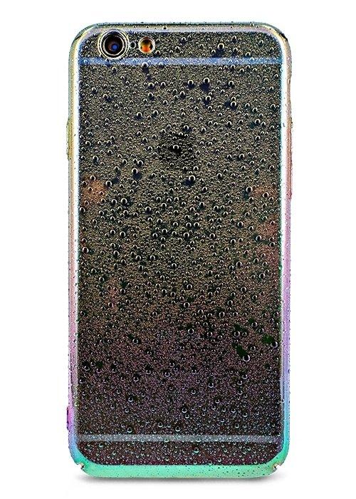 Чехол для iPhone 6/6S Drops PC (Сиреневый)