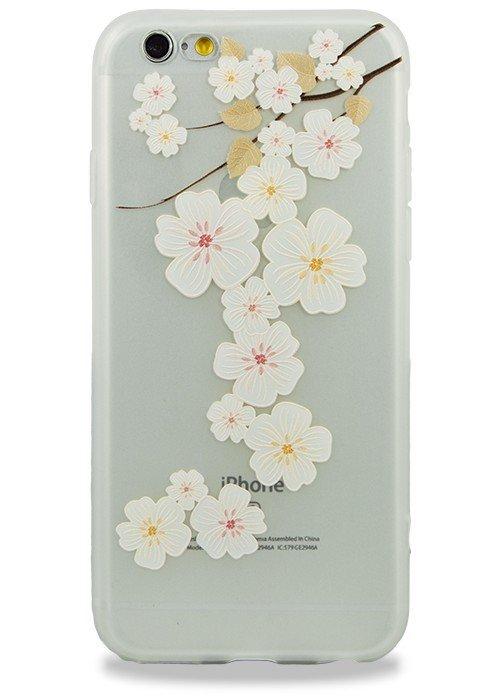 Чехол для iPhone 6/6S Exotic (Сакура)