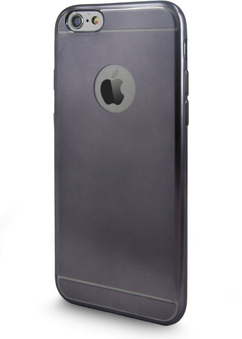 Чехол для iPhone 6/6S Foil style (Графит)