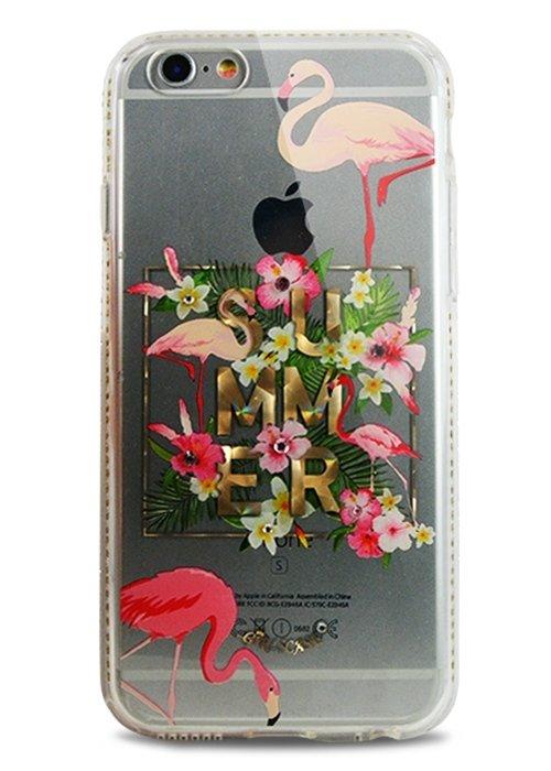 Чехол для iPhone 6/6S GirlsCase (Summer)