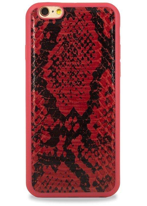 Чехол для iPhone 6/6S Hoco Snake (Красный)