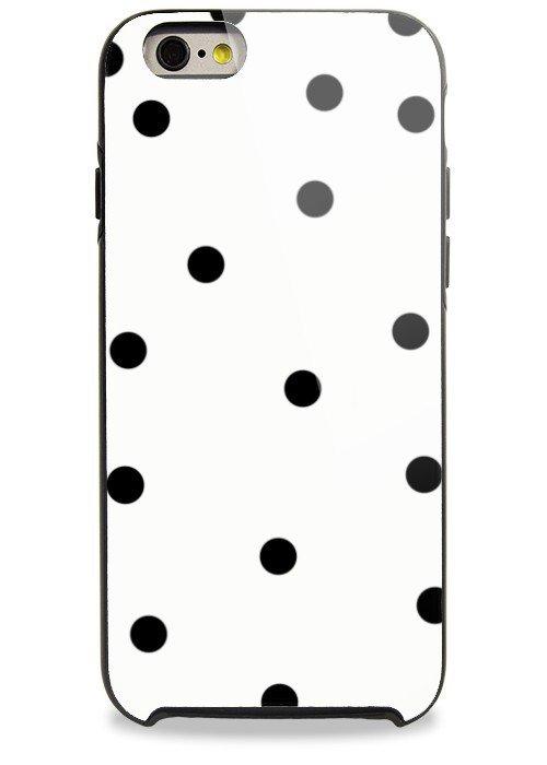 Чехол для iPhone 6/6S Kate Spade (Горошек)